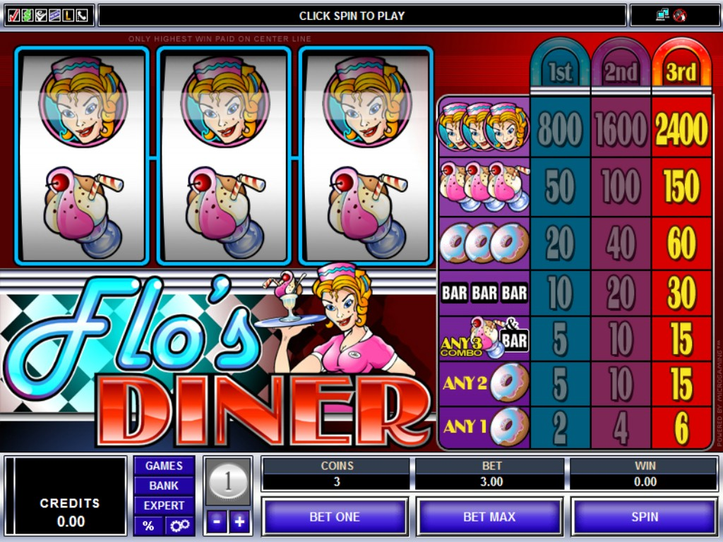 Download and Play Flos Diner in your Android Devices